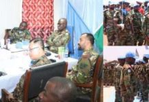Sector North Commander visits Ghanaian Battalion in South Sudan