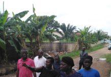 Sheila Bartels With Kofi Ofori Ablekuma North Mce
