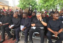 Steve Akorli S Funeral Story
