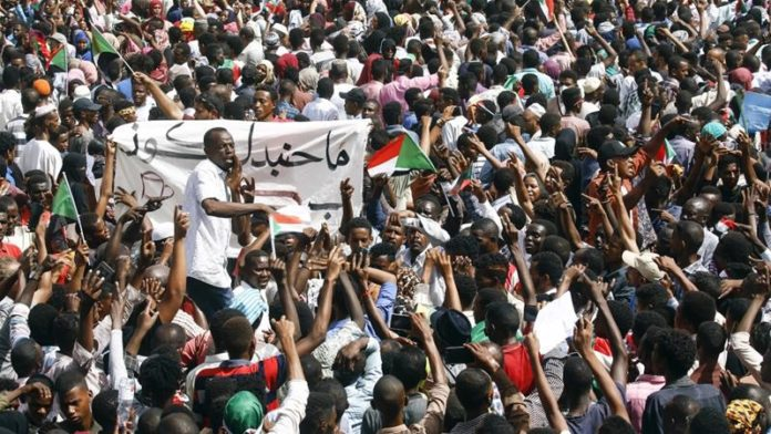 Sudan Demonstrations Led To The Ouster Of President Al Bashir