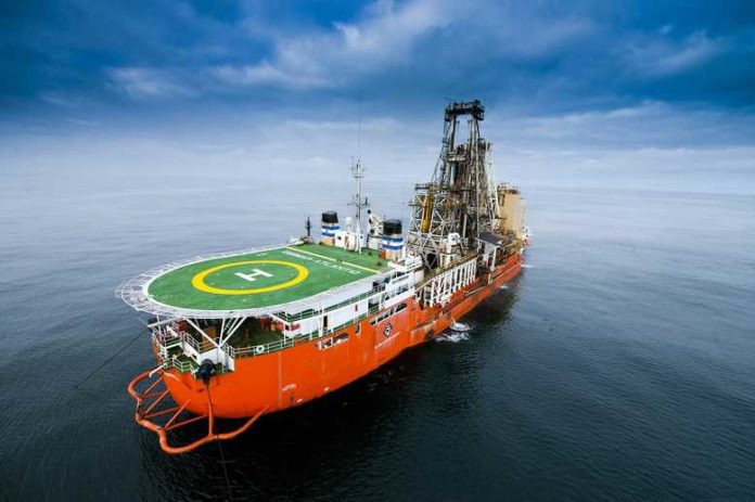 diamond recovery vessel for Namibia
