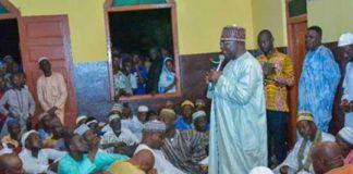 Vice President Moslems