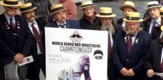 World Beard And Mustache