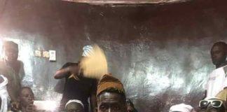 Shatta Wale Enskinned Dancehall King