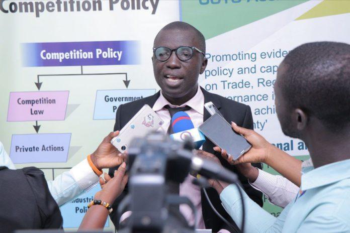 Mr. Appiah Kusi Adomako