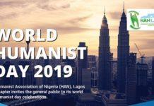 World Humanist Day 2019