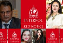 Interpol has issued Red Notice on the fugitive Khan family