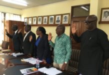 Vetting Committee for 2019 GFA elections