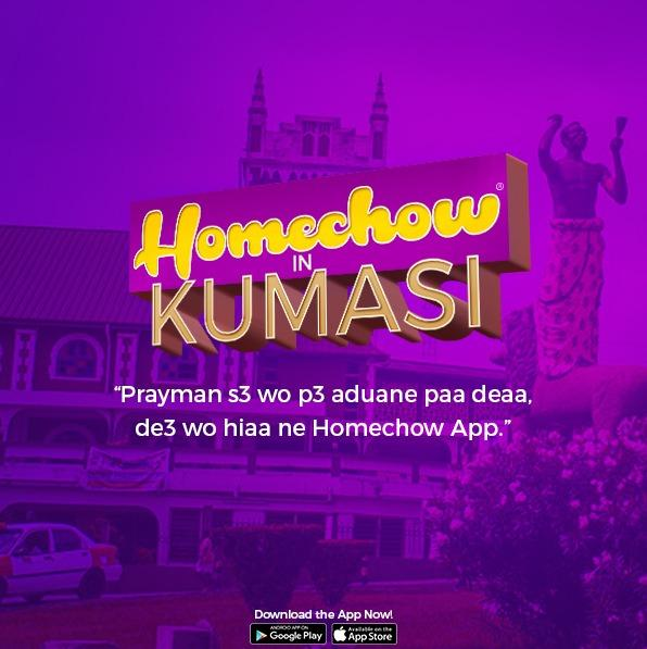 Home chow expand to kumasi