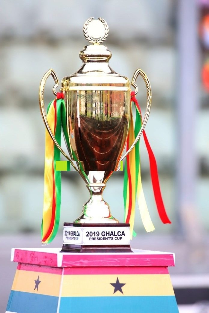 PRESIDENT'S CUP