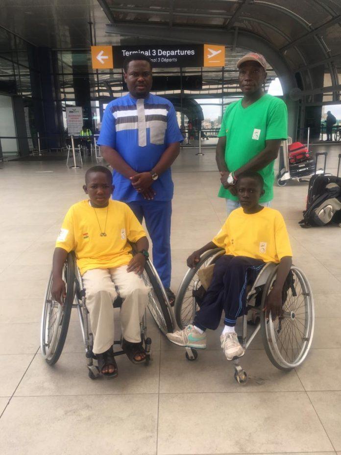 Emmanuel Amosogo Amobire , Maxwell Otoo