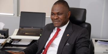 Mr. Henry Oroh , MD/CEO Zenith Bank