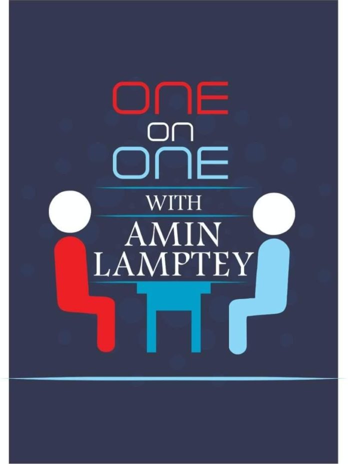 One On One With Mohammed Amin Lamptey
