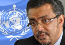 Dr Tedros Adhanom Ghebreyesus, Director-General of WHO