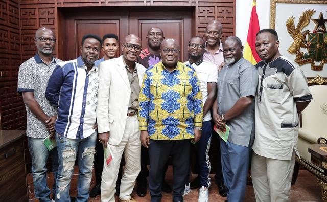 Nana Akufo-Addo endorses the 'Celebration of Our World Champions