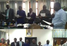 Ghana Geological Survey Authority (GGSA) board