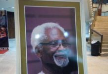 Late Prof. Atukwei John Okai