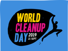 World Clean-up Day