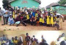 sedarvp ghana donates books