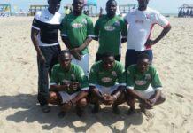 Homowo Beach Soccer