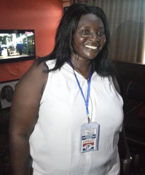 Madam Martha Kwayie Manu