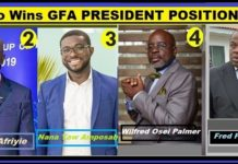 who wins GFA prexz