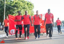 zenith bank walk