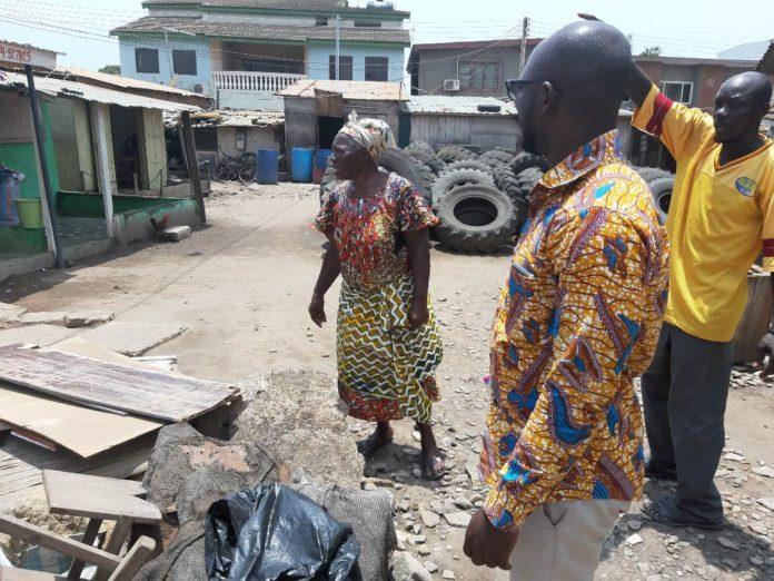 Community Five market reconstruction