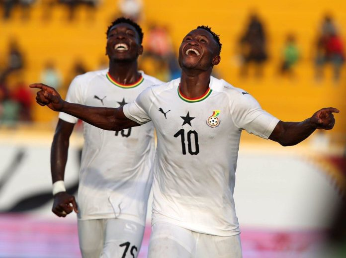 Ghana pips Gambia in WAFU Cup
