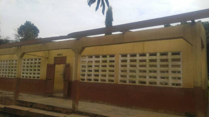 Bowiri Kyirahi JHS classroom block