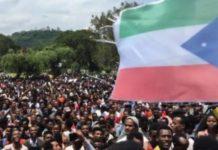 Unrest in central Ethiopia