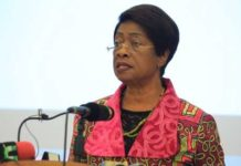 Justice Sophia A. B. Akuffo