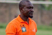 Coach C. K Akonnor