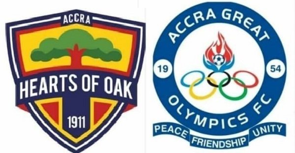Hearts Of Oak Vrs Great Olympics