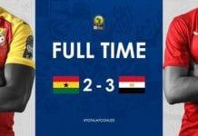 Black Meteors Break Ghanaian Hearts