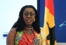 Mrs Ursula Owusu-Ekuful