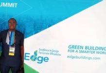 Paul Ocran is an expert on green building certification