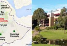 Wollo University, Ethiopia