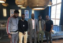 Kurt E.S. Okraku spent some time with Ghanaian quartet