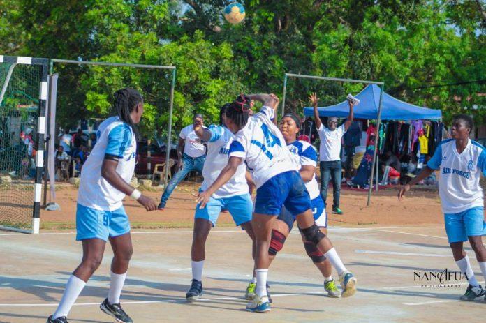 Ghana Gas GAHA League Season i