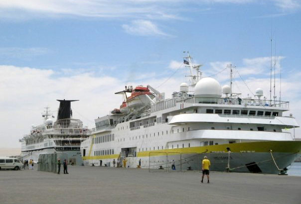 Luderitz cruise