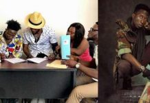 Ogidi Brown signs Cryme Officer