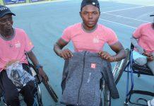 Ghana Wheelchair Tennis