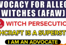 Advocacy for Alleged Witches (AfAW)