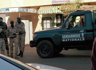 19 killed in attack on gendarmery camp in central Mali