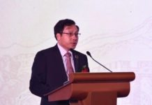 Liu Yin, chairman of the Myanmar-China Entrepreneur Association (Photo: Courtesy of Myanmar-China Entrepreneur Association).