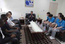 World Taekwondo Peace Corps