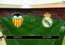 Valencia and Real Madrid