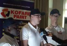 KOFARB Ghana paint