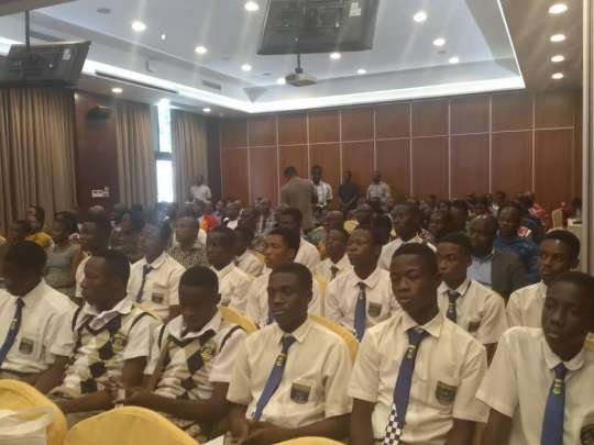 Second Cycle Institutions in Accra